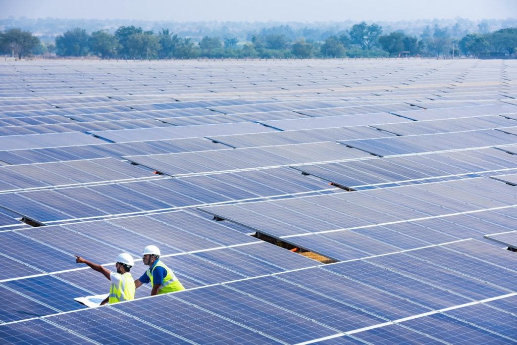 Successfully Commissioned 181 MW Open Access Solar Power Plant
