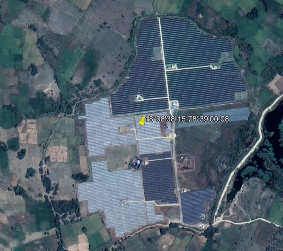Medak, Telangana22.02 MW