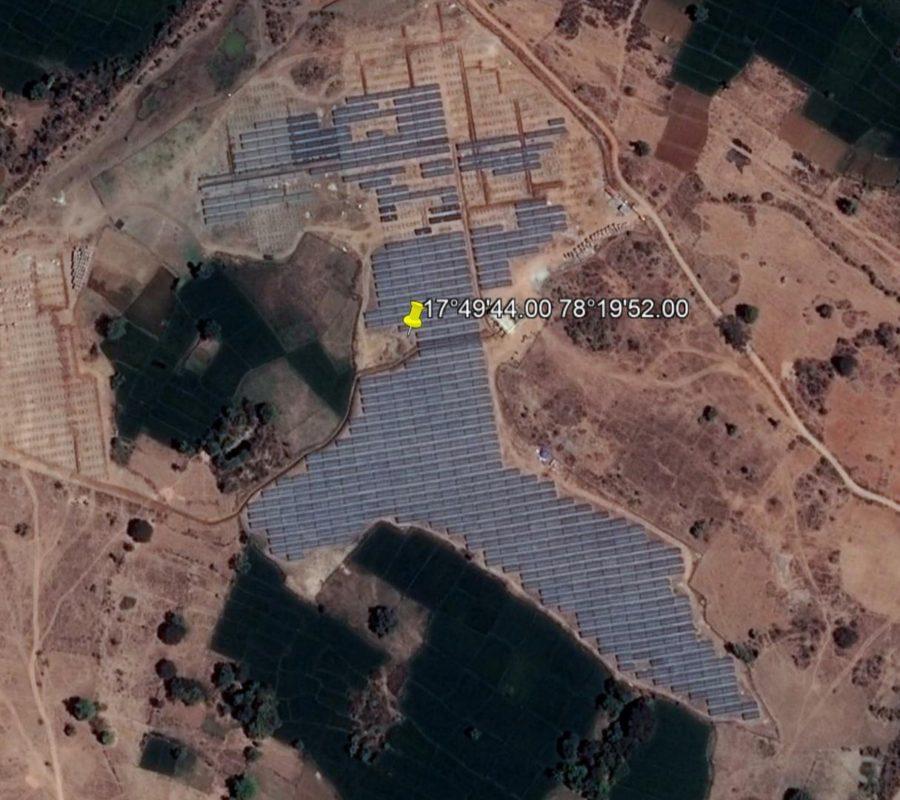 Medak, Telangana5.75 MW